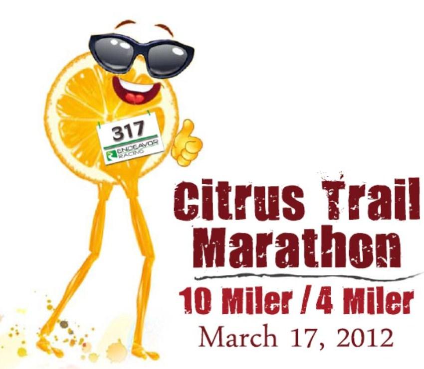 The Citrus Trail Marathon