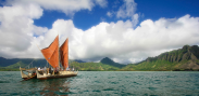 Hawaiian Voyaging Canoe